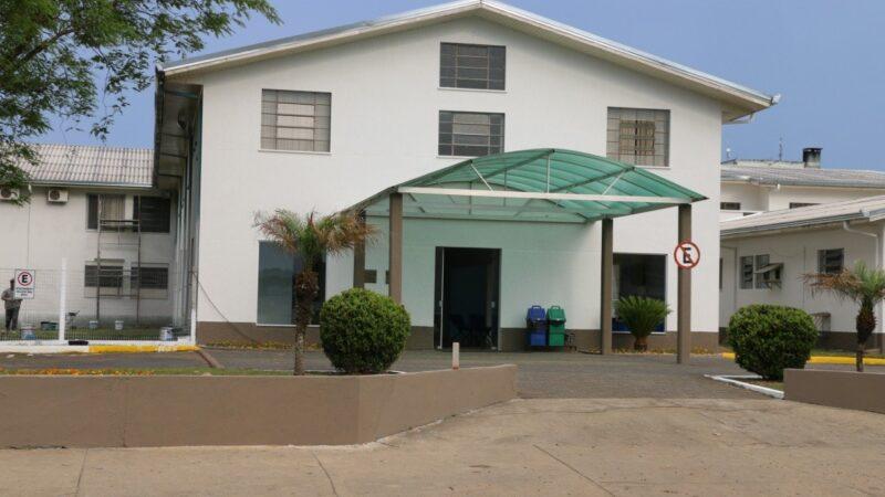 Hospital Cruz Vermelha de Castro deve receber pacientes com Covid-19 ainda nesta sexta-feira