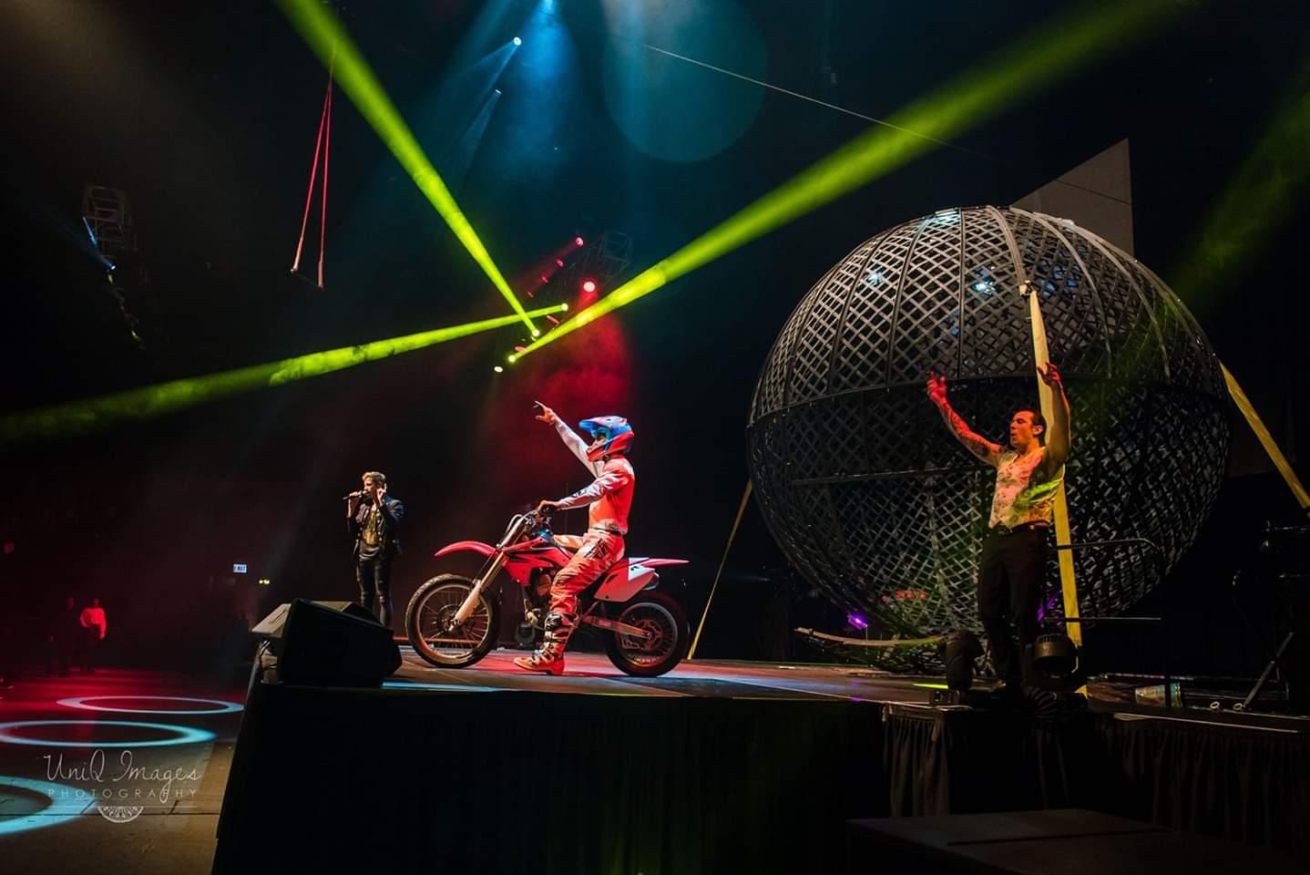 Neverland Circus faz únicas apresentações em PG nesse fim de semana