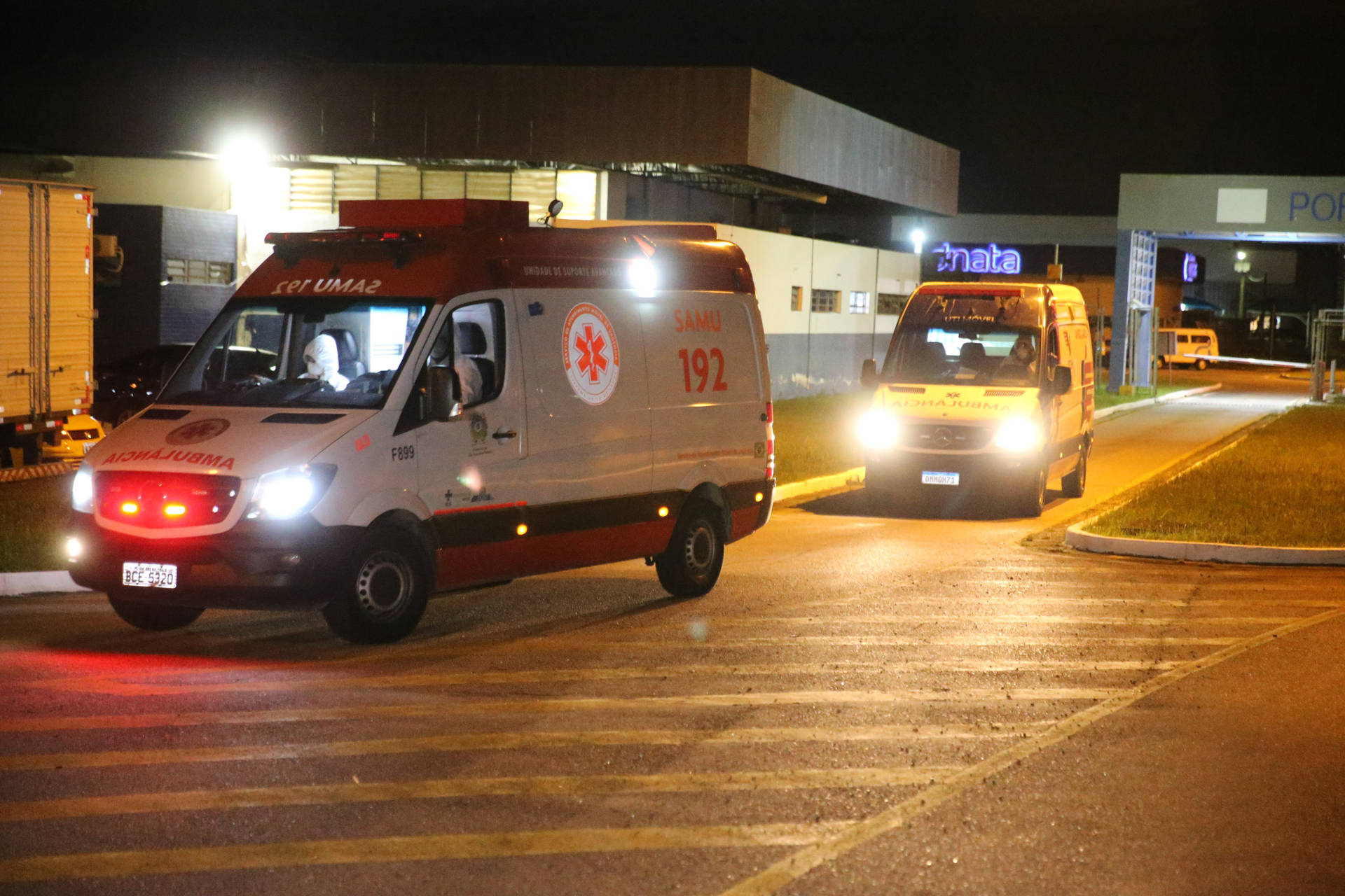 Paraná recebe mais 18 pacientes vindos do Amazonas