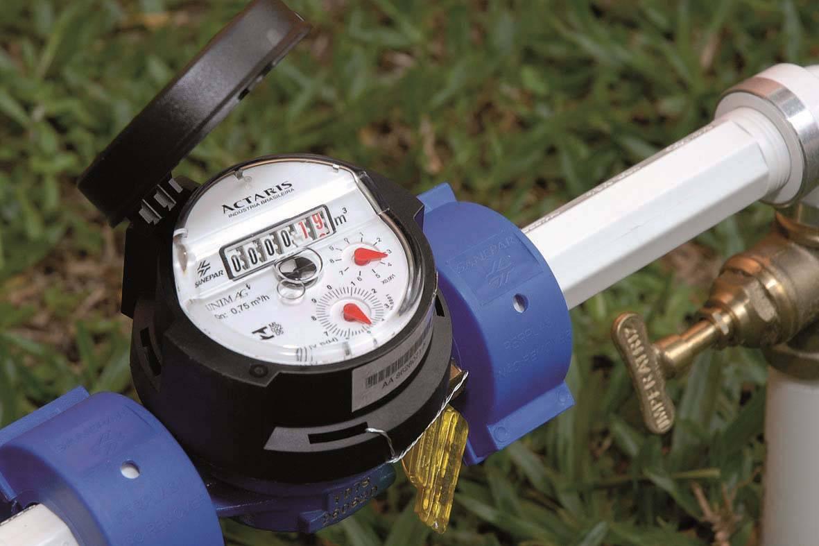 Sanepar orienta sobre responsabilidade com ligação de água