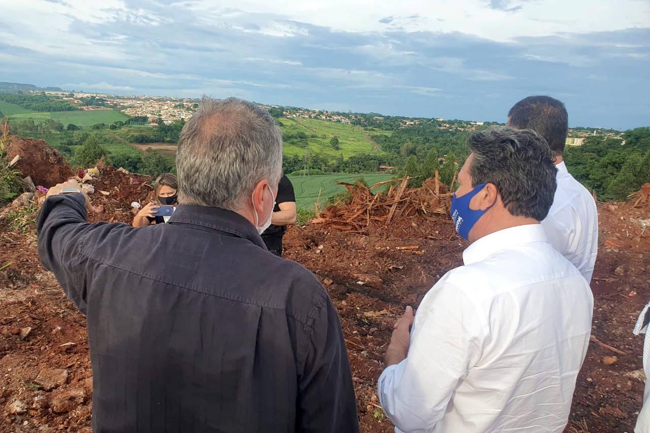 Paraná reforça importância do combate à erosão em municípios da região do Arenito