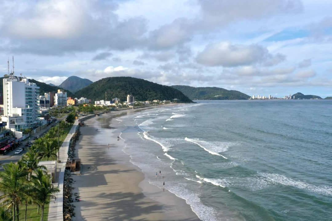 No Paraná, praias tiveram boa qualidade das águas nesta temporada