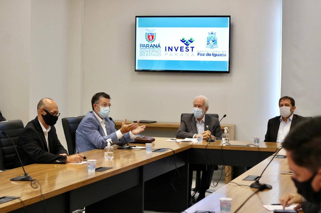 Governo instala representação da Invest Paraná em Cascavel e Foz
