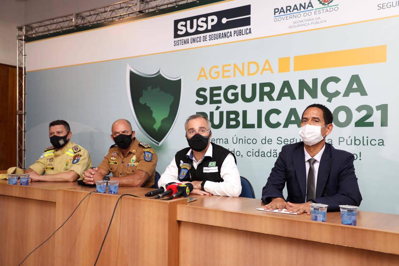 Ministro da Justiça vem ao Paraná conhecer ações da Segurança