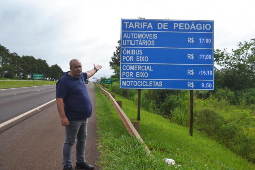 Paraná investe meio bilhão em rodovias que serão pedagiadas