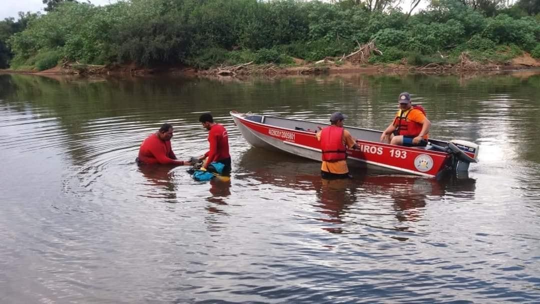 Corpo de menina de 10 anos é encontrado nas águas do Rio Iguaçu