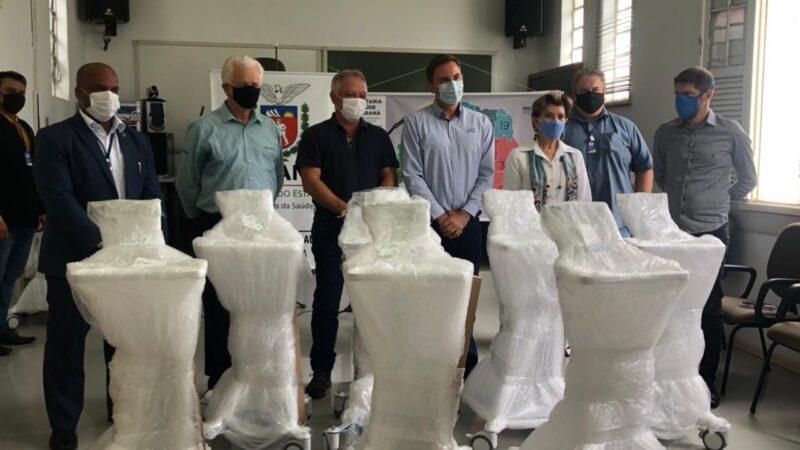 Cooperativas fazem doação para viabilizar abertura de novos leitos de UTI em Ponta Grossa