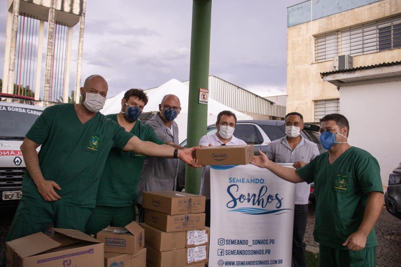 Hospital de Tibagi recebe doações