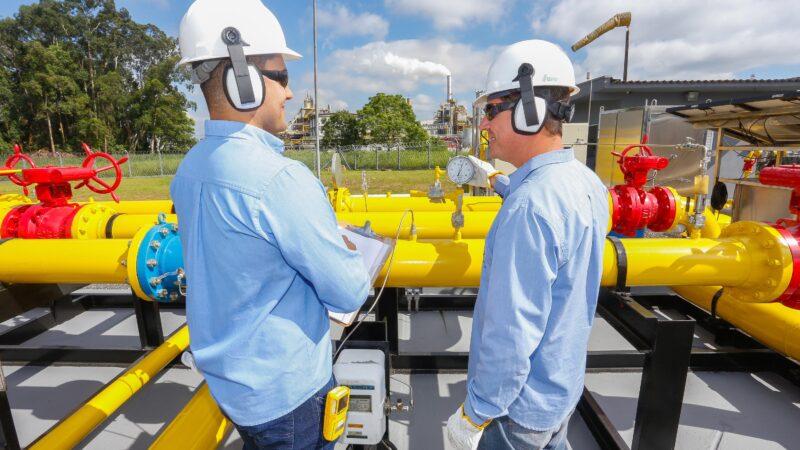 Compagas lança nova chamada pública para aquisição de gás natural