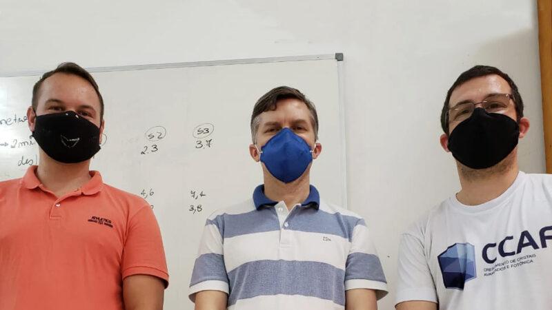 Egresso da UEPG desenvolve equipamento que inativa coronavírus