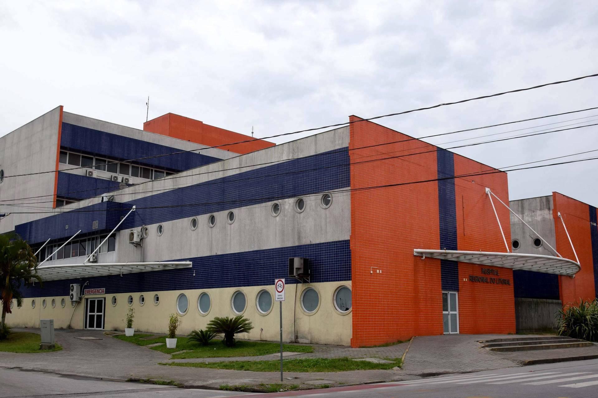 Hospital Regional do Litoral triplica leitos de UTI e passa por reestruturação