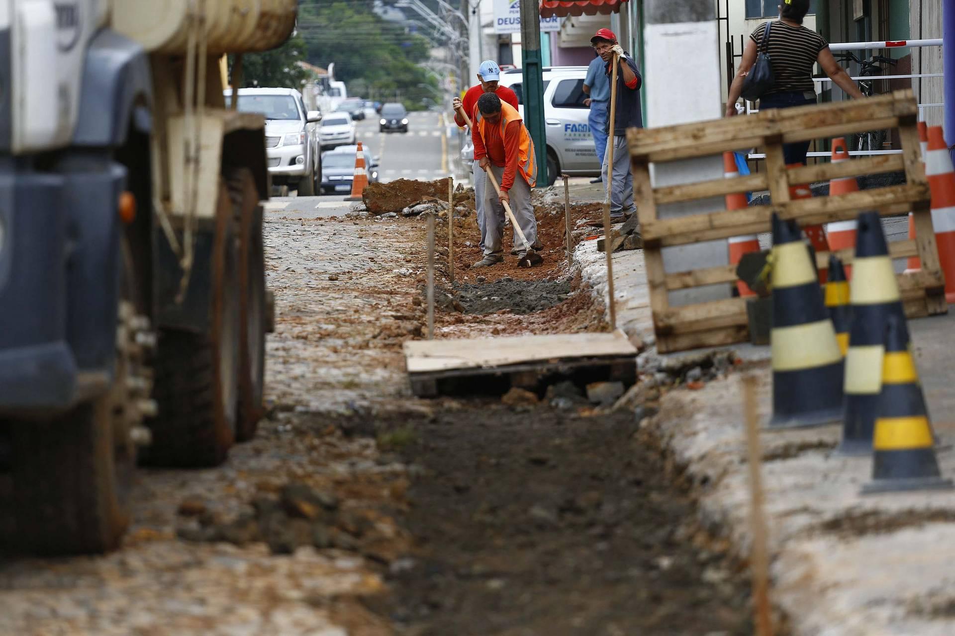 Obras do Governo do Estado nos municípios ultrapassam R$ 900 milhões
