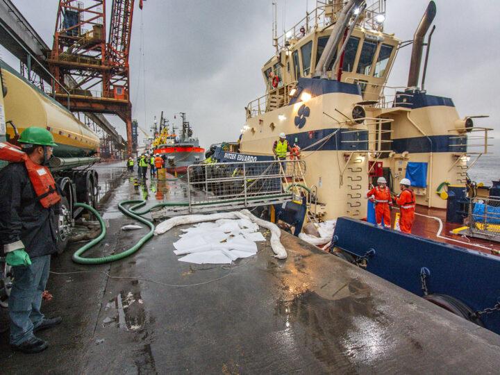 Porto de Paranaguá está preparado para atendimento a emergências