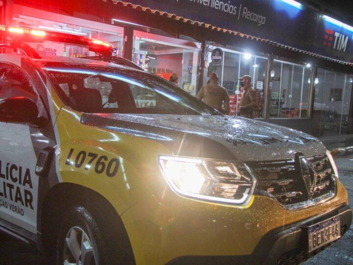 Forças de segurança fiscalizam 3,5 mil estabelecimentos e prendem 281 pessoas em seis dias no Paraná