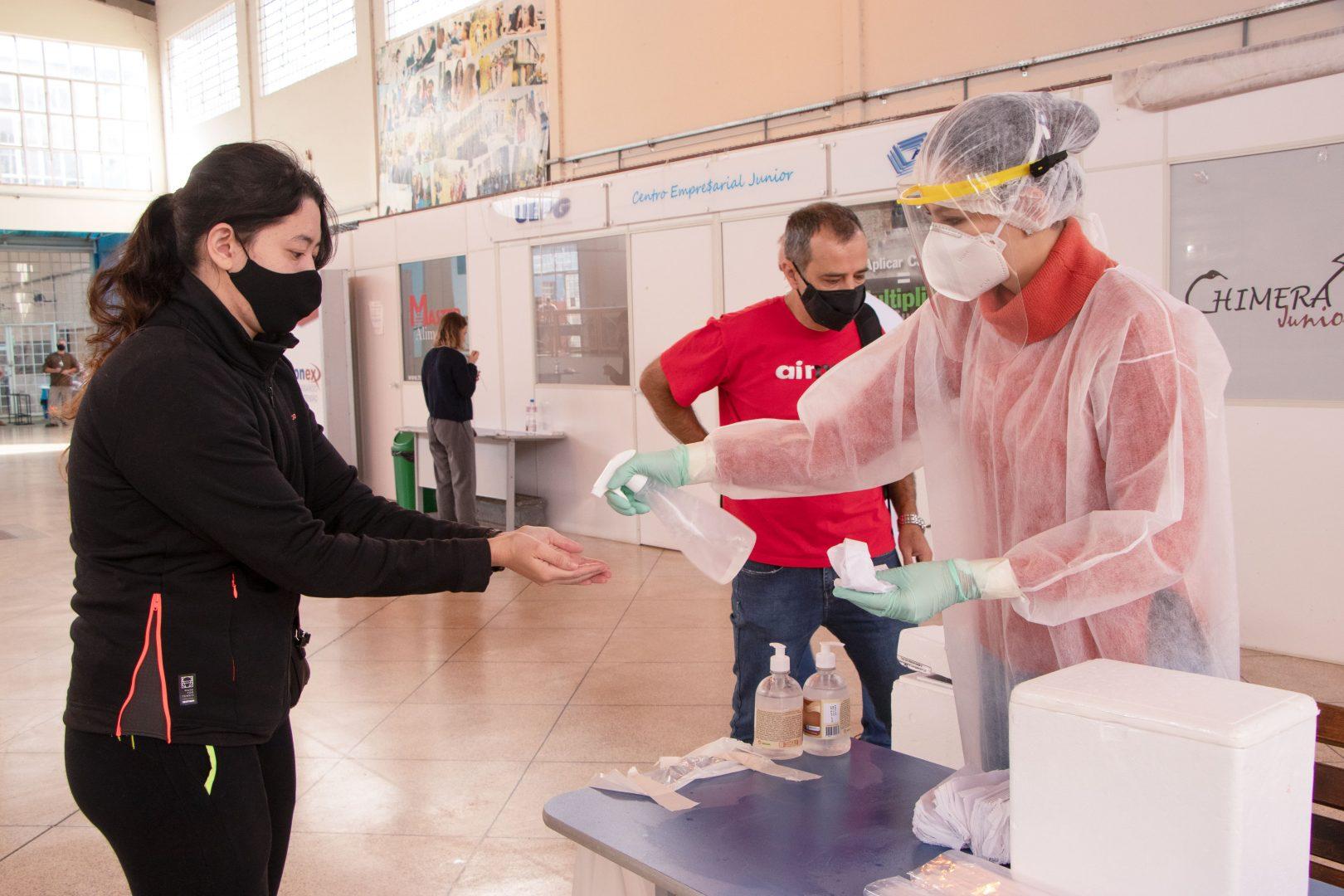 UEPG é primeira universidade do Paraná a realizar vestibular presencial