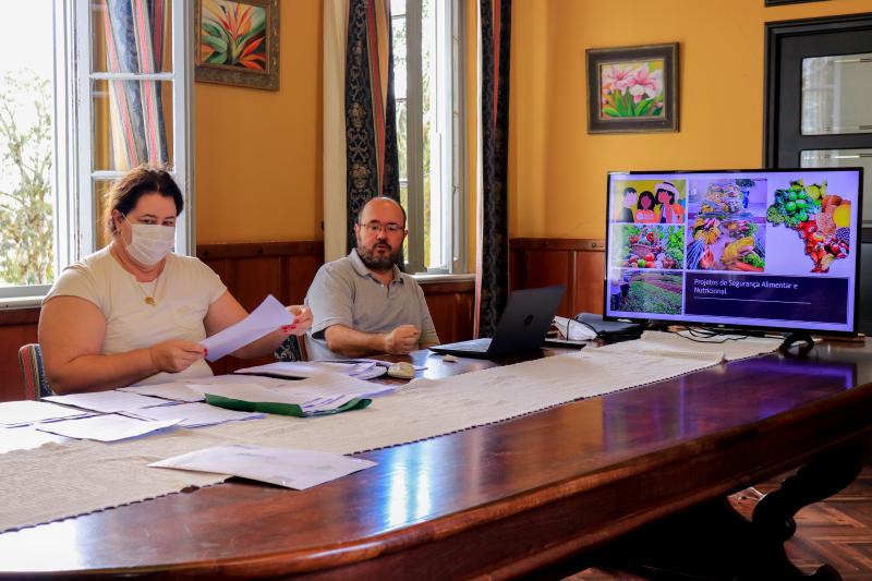 Tibagi sedia encontro regional sobre segurança alimentar e nutricional