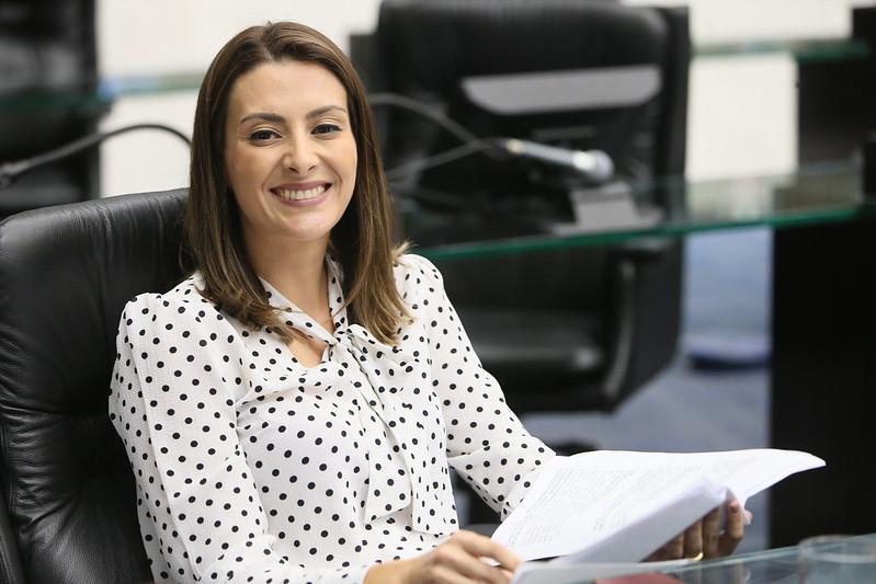 Mabel propõe priorizar gestantes na vacinação no Paraná