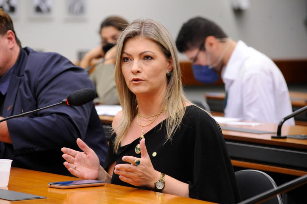 Deputada Aline Sleutjes se posiciona contra o fechamento de comércio