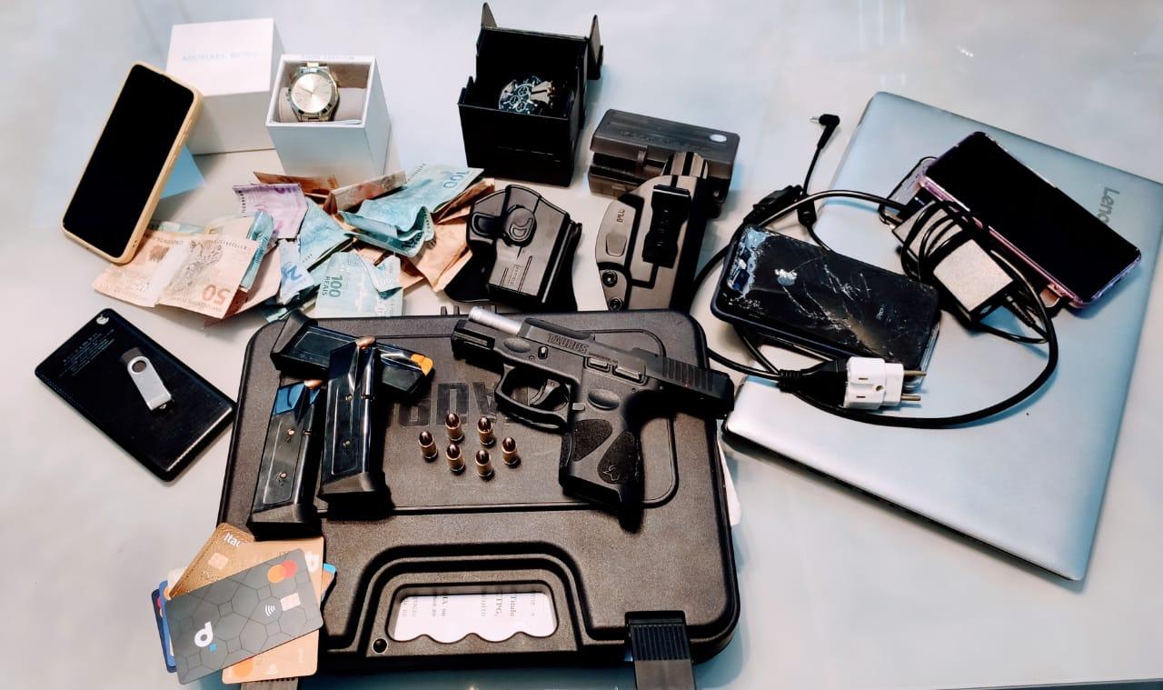 Operação Aracne prende organização criminosa que praticava golpes pela internet