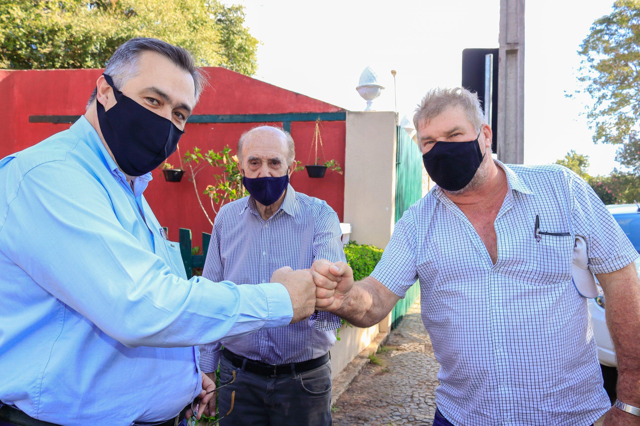 Beto Preto promete aporte financeiro à Tibagi