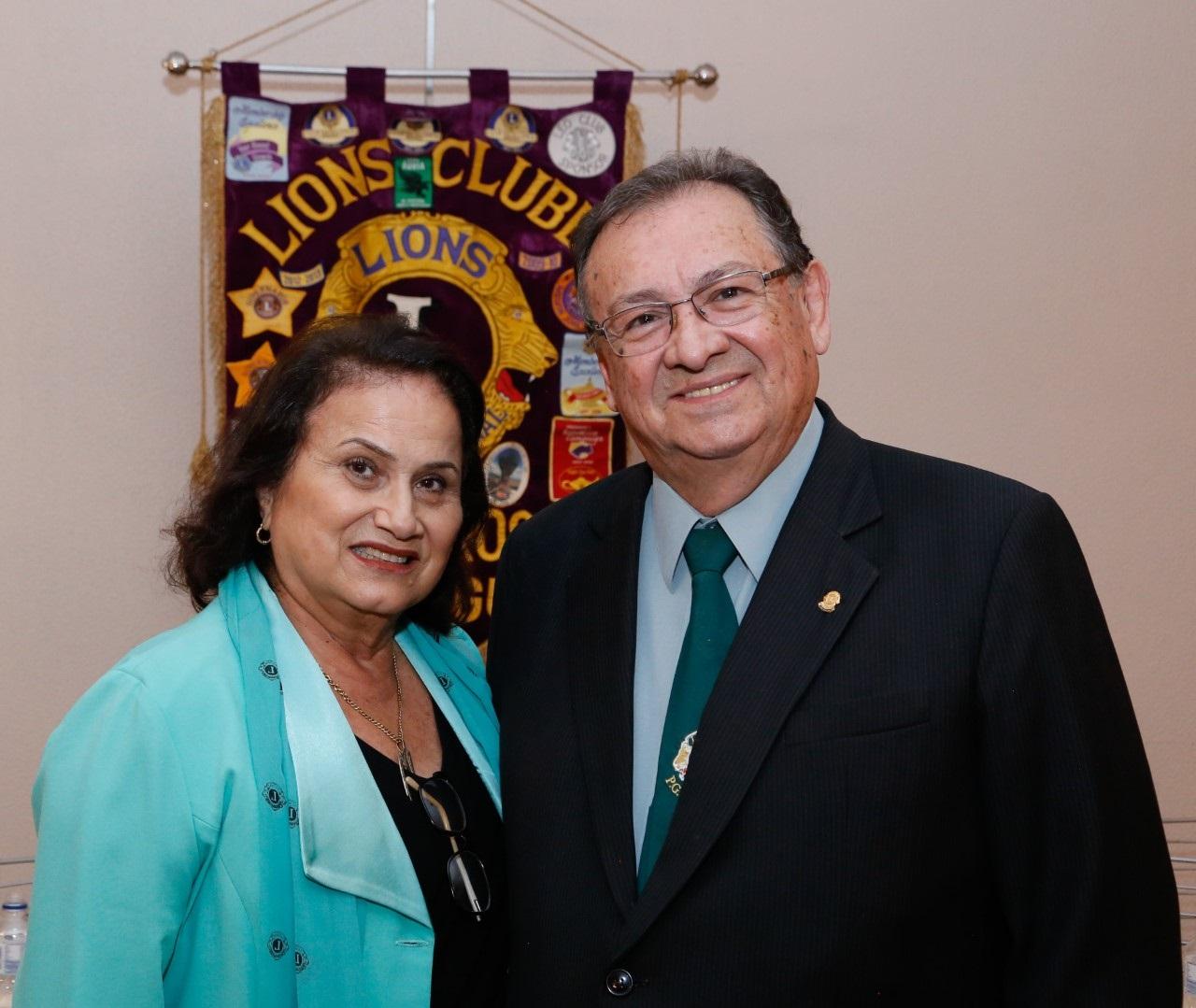 Marcy e Dr. Emigdio Enrique Orellana Jiménez