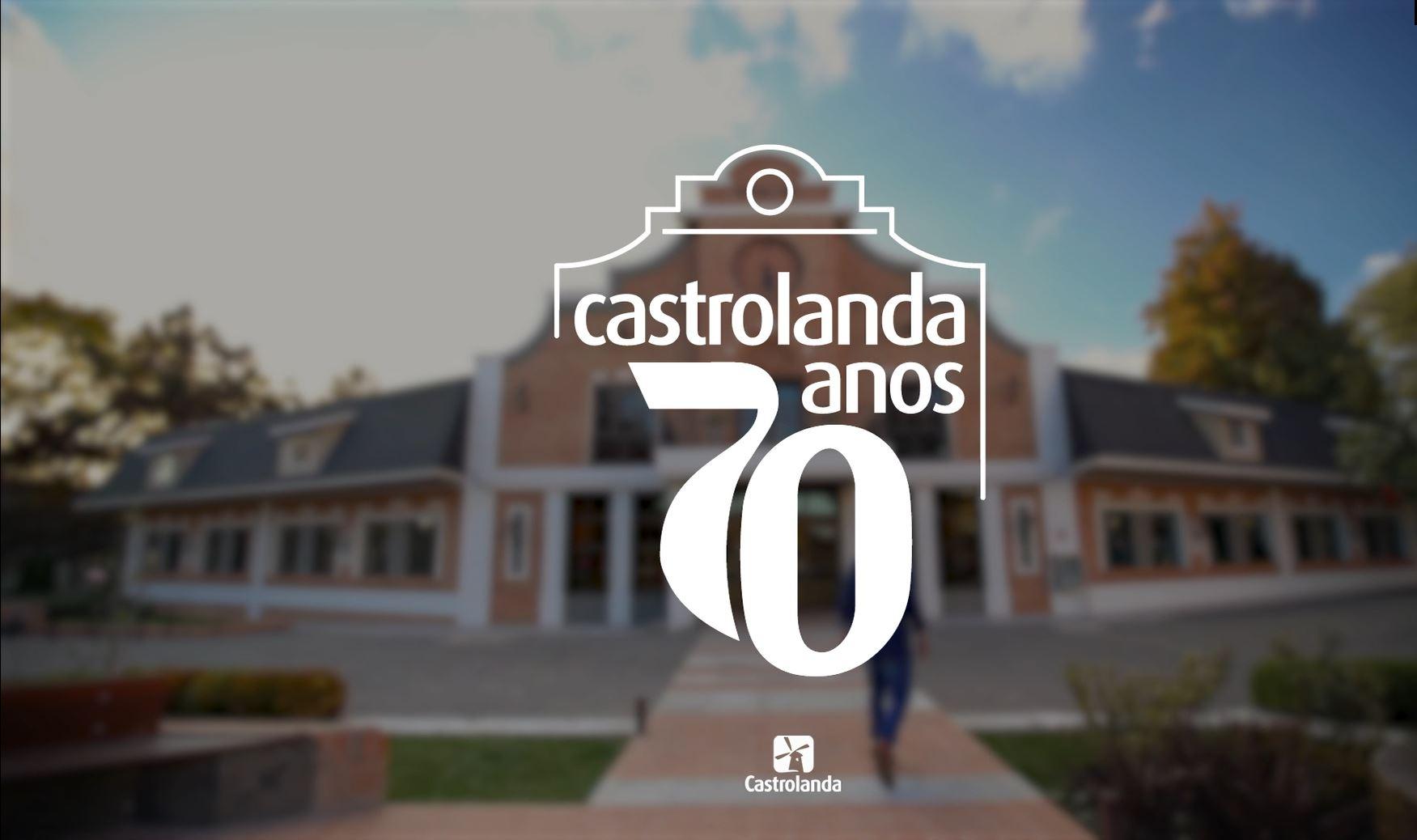 Castrolanda lança campanha em comemoração aos 70 anos de história