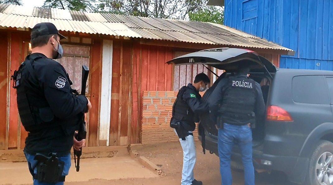 Polícia Civil deflagra Operação Vindicta