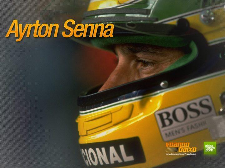 Senna – Mito do mundo da velocidade