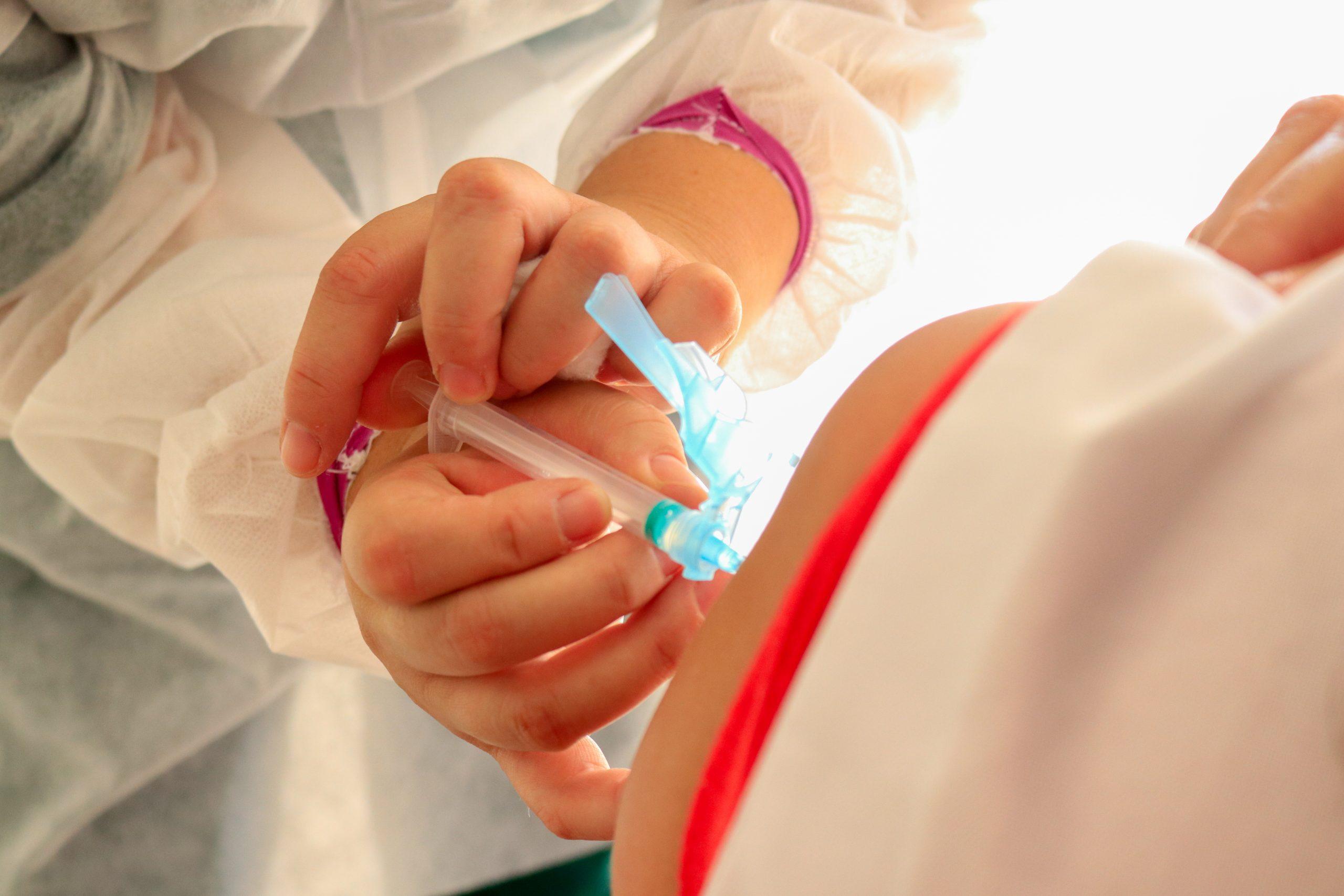 Mais 310 doses da vacina contra a Covid-19 chegam a Tibagi