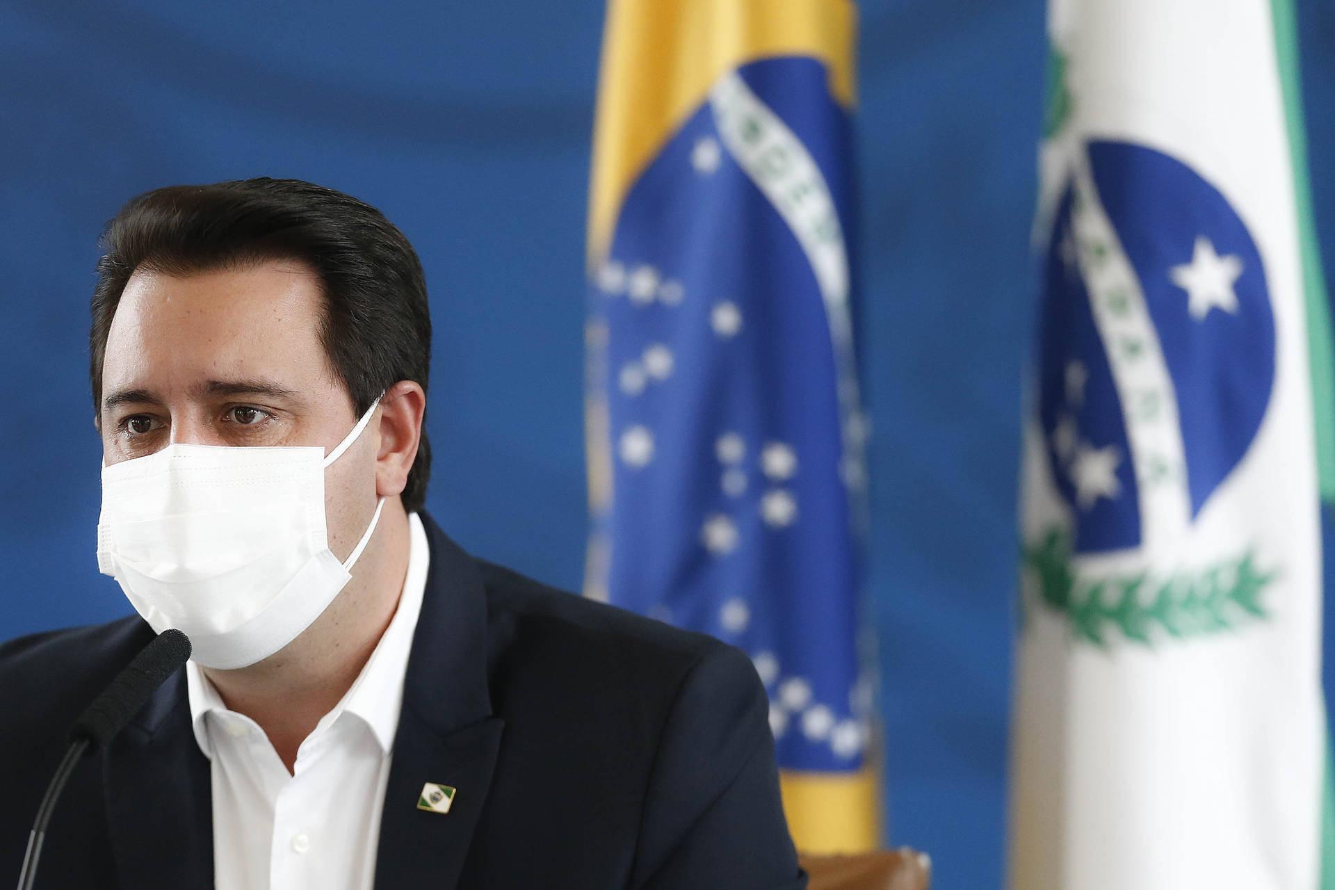 Em carta a Biden, Ratinho e outros governadores propõem reduzir impacto das mudanças climáticas
