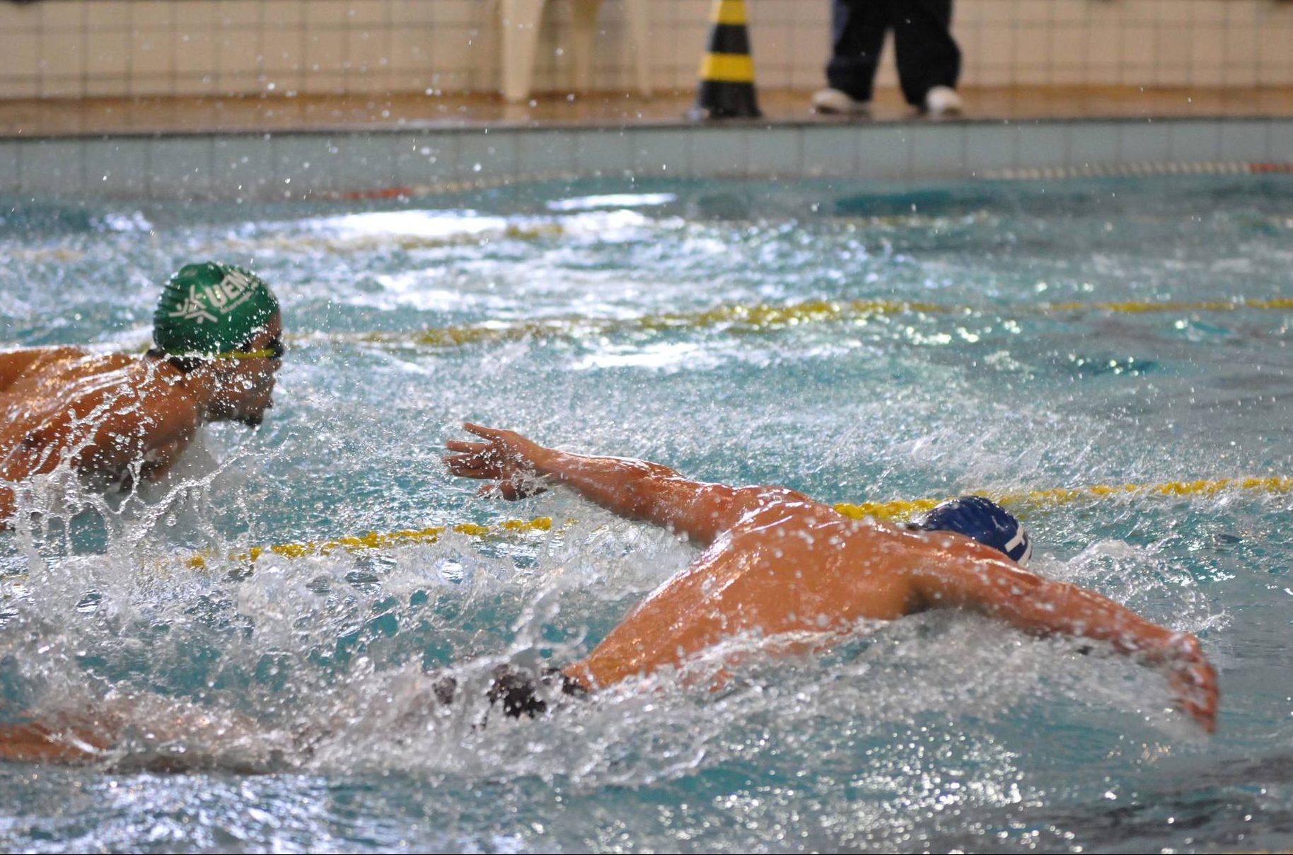Atletas do Paraná estão na seletiva de natação para vagas nas Olimpíadas