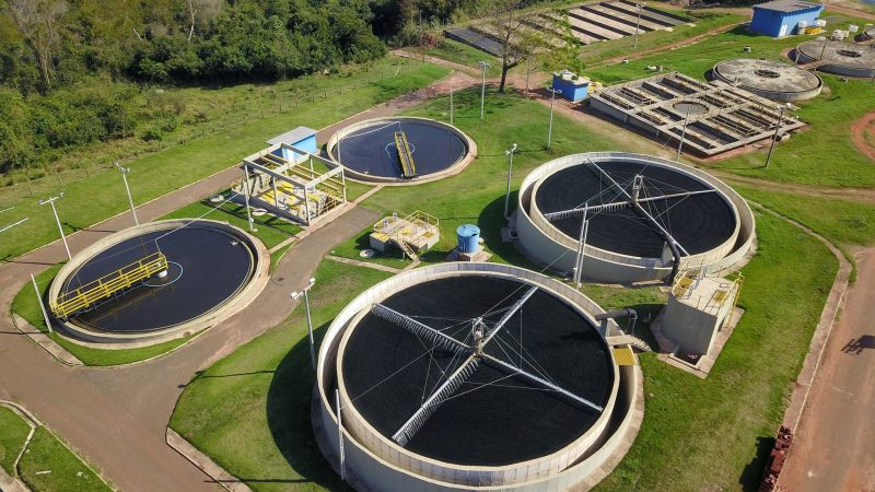Investimentos da Sanepar aproximam Paraná da universalização do serviço de esgoto