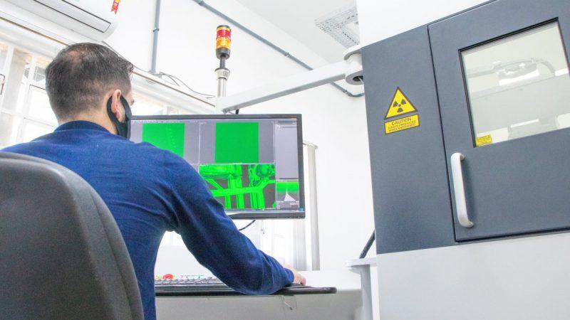 UEPG adquire microtomógrafo para pesquisas em 3D