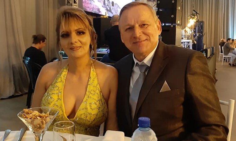 Emilio Przybysz e Séfora Lianey Jayme