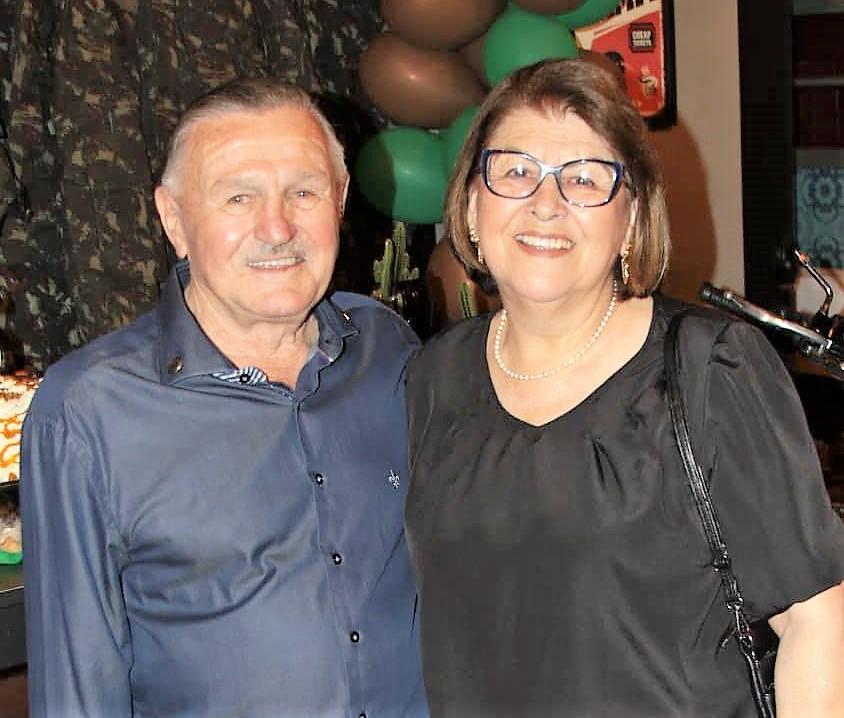 Aracy Zadorosny e Sérgio Zadorosny