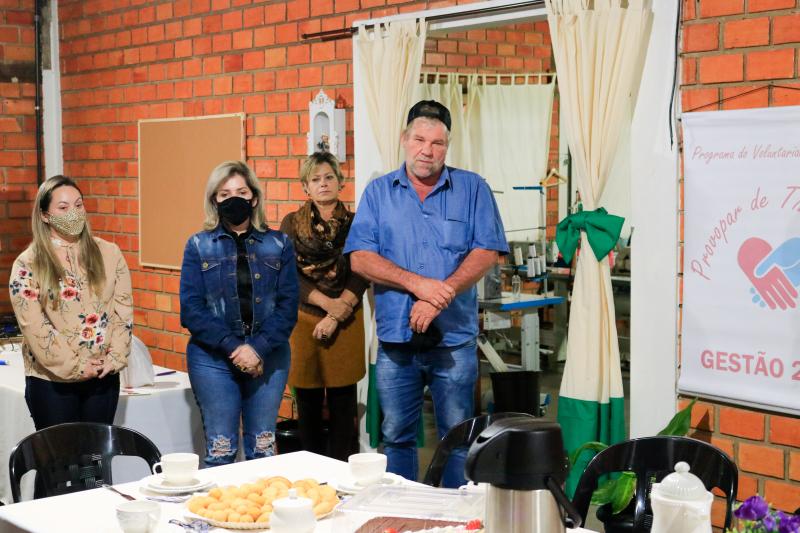 Café para Assistentes Sociais de Tibagi é promovido pela Secretária Kelly Oliveira
