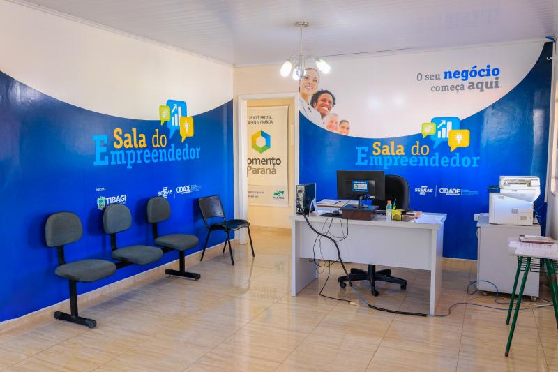 Sala do Empreendedor de Tibagi já realizou 2.226 atendimentos em 2021