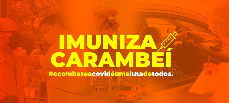 Começa imunização de idosos e professores contra a gripe em Carambeí