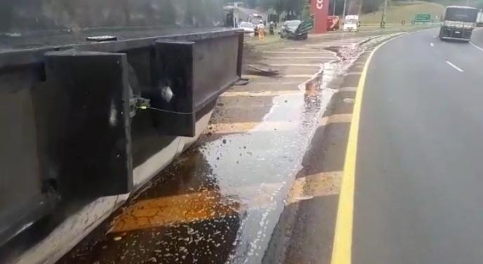 Motorista de Fiesta morre em grave acidente na BR-373