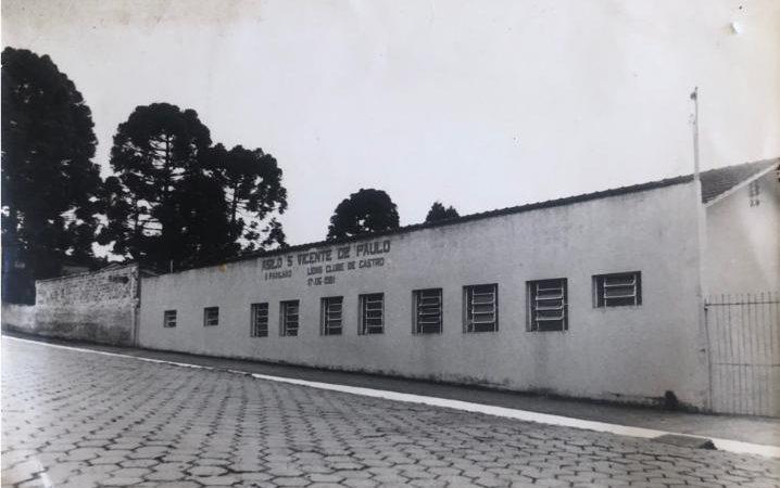 Acolhimento São Vicente de Paulo completa cem anos de serviços em Castro
