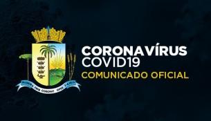 Município altera redação de decreto de enfrentamento ao Covid-19