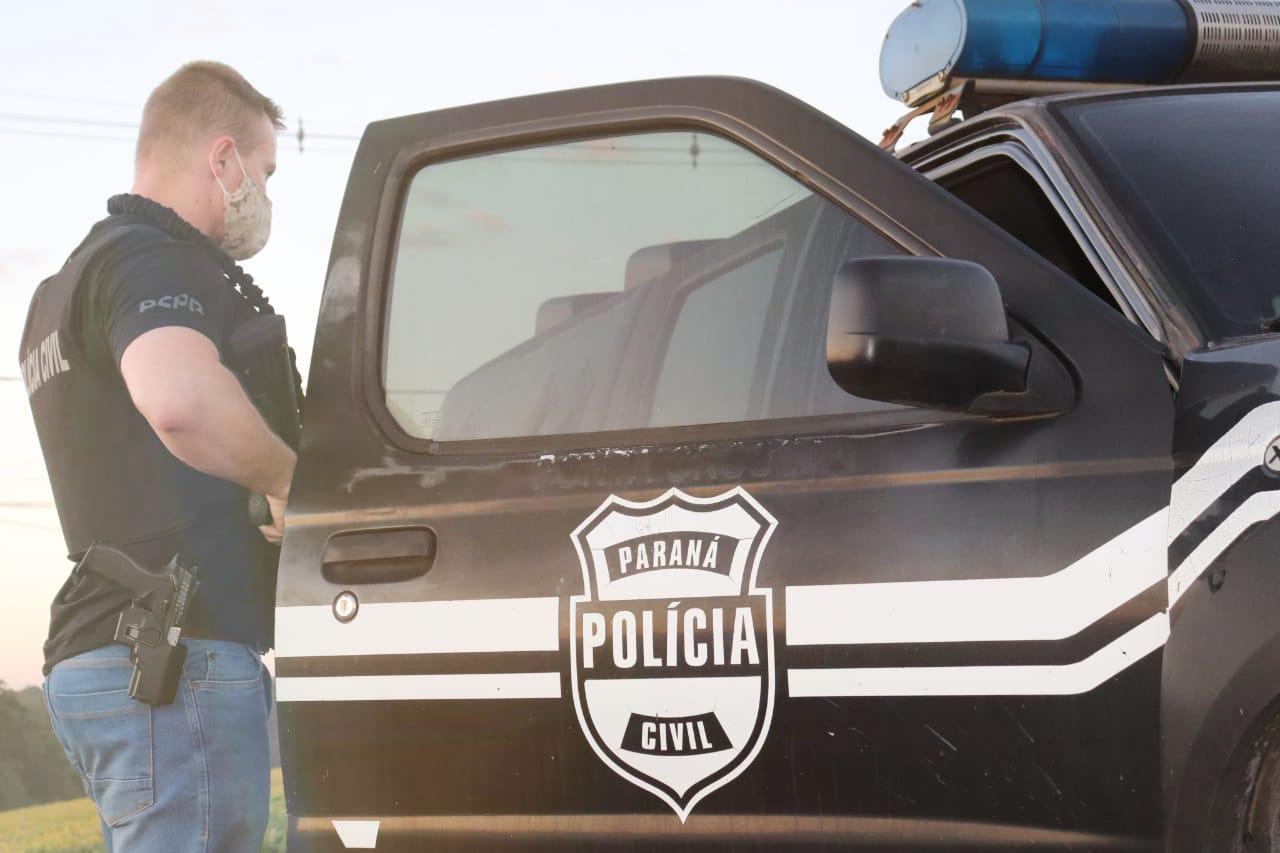Polícia Civil de Castro prende três pessoas por tráfico de drogas