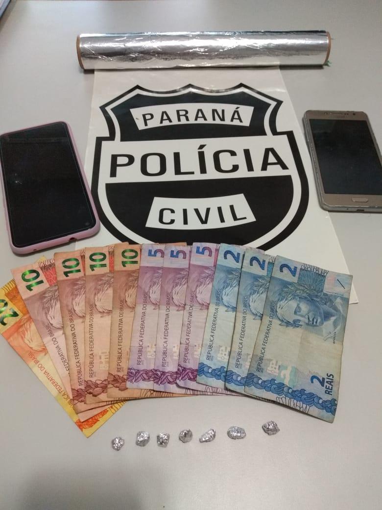Polícia Civil cumpre três mandados de prisão por assassinato, drogas e ameaça