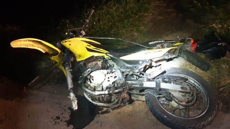 Motociclista morre em grave acidente envolvendo cinco veículos na região