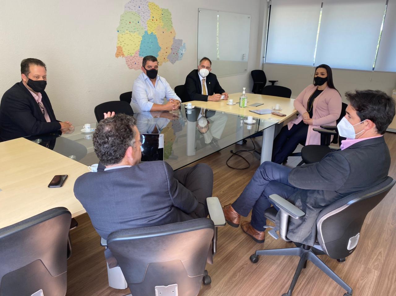 Maltaria: Carambeí apresenta projeto na Invest Paraná