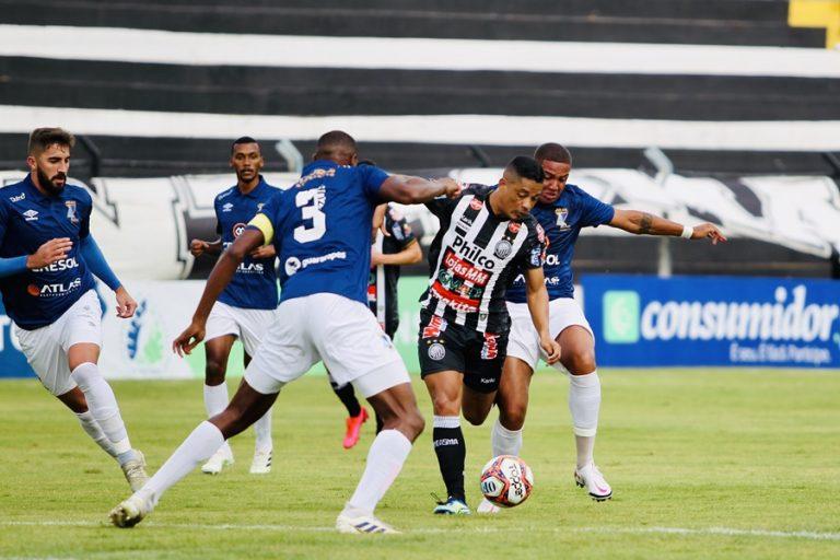 Operário encara o Azuriz na segunda partida das quartas no Paranaense