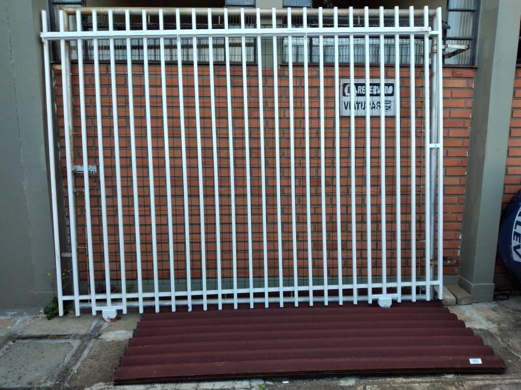 Portão furtado em Palmeira é recuperado em Ponta Grossa