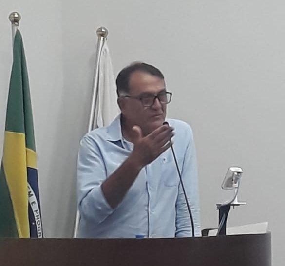 Vereadores aprovam contas de 2019 do ex-prefeito Rildo