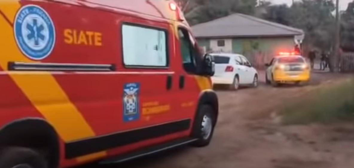 Suspeito de matar mulher é baleado em confronto com a polícia na Santa Leopoldina