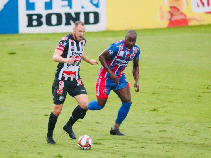 Operário enfrenta o Paraná Clube pela última rodada da primeira fase do Paranaense